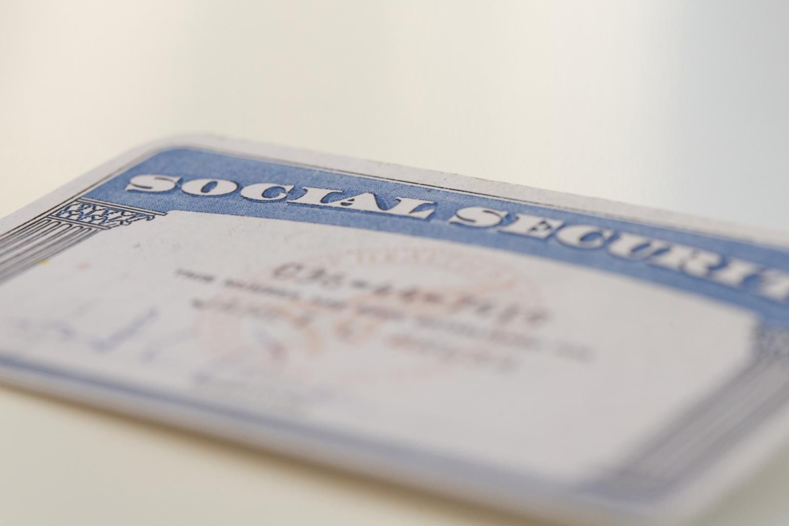 Get Social Security Card